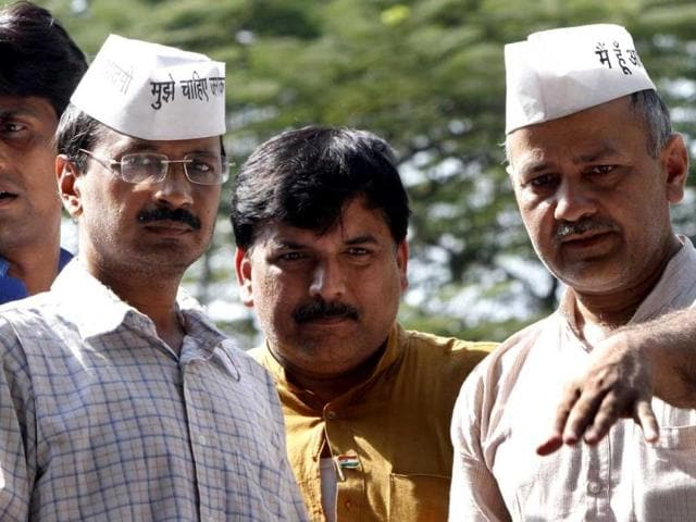 Sanjay Singh,AAP,Lok Sabha elections 2014