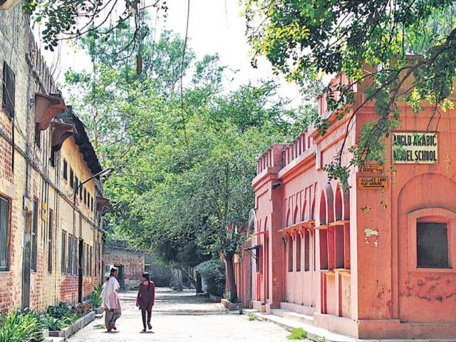 Founded-in-1962-Anglo-Arabic-school-was-also-a-centre-for-city-s-renaissance-HT-Photo-Sunil-Saxena