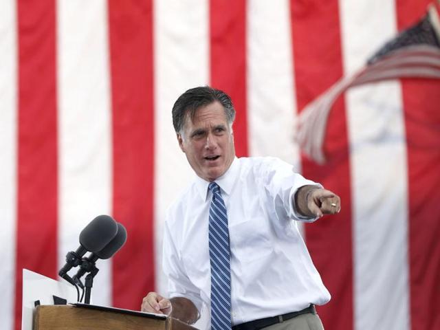 Romney considering third run for White House