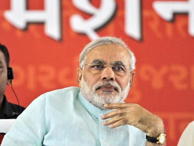 A-file-photo-of-Gujarat-chief-minister-Narendra-Modi