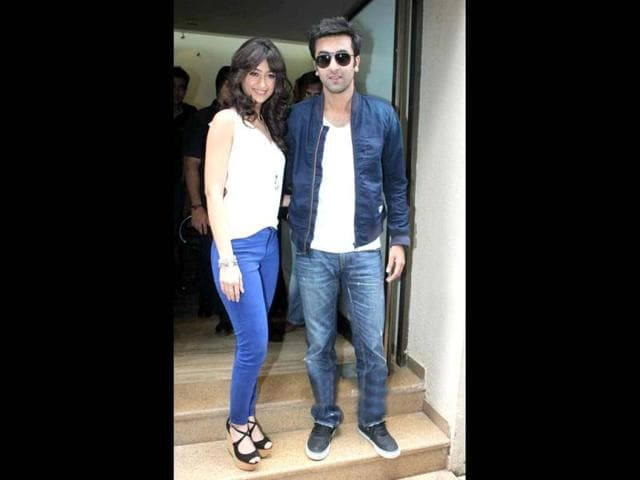The duo, not only looked great on-screen but were also rumoured to be dating till Ranbir denied all such reports.