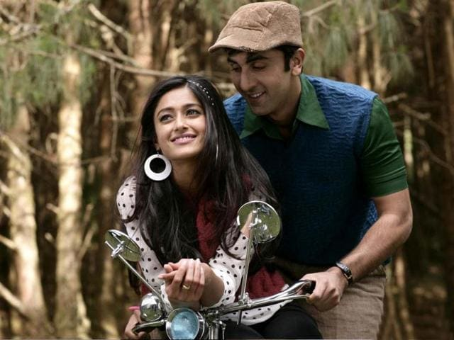 Freshest in mind is, of course, Ranbir Kapoor and Ileana D'cruz's pairing in Barfi! (2012)