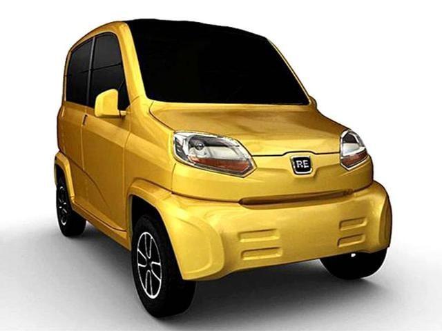 Renault ends ULC car project with Bajaj