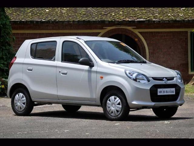Maruti Suzuki India's newly launched 'Alto 800'. (Photo: Auto Car India)
