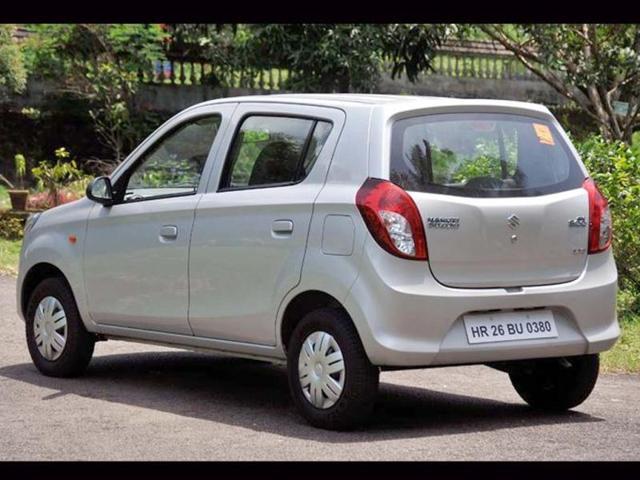 Maruti Suzuki August sales up 61% at 87,323 units