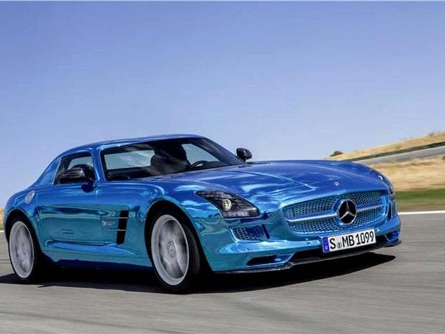 Mercedes-SLS-Electric-Drive-unveiled