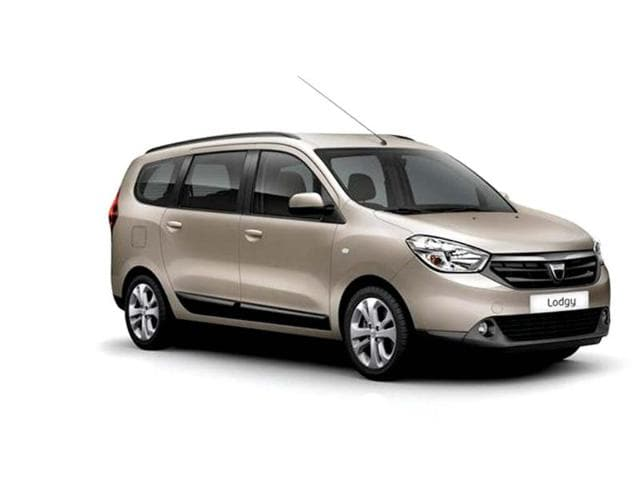 Renault may bring Lodgy MPV