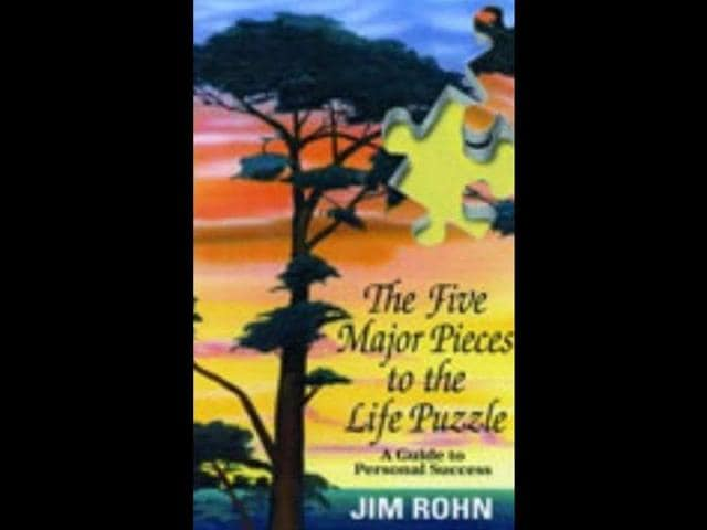 Jim Rohn,Five Major Pieces to the Life Puzzle,leaders