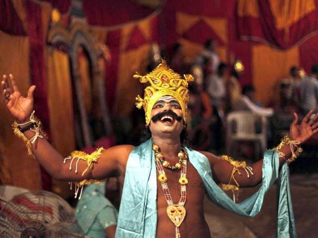 Anand Neelakantan,Asura: Tale Of The Vanquished,Ravana plays hero