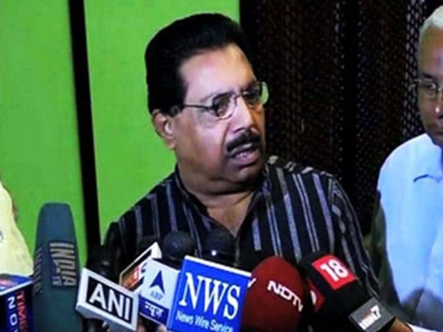 2G scam,JPC,PC Chacko