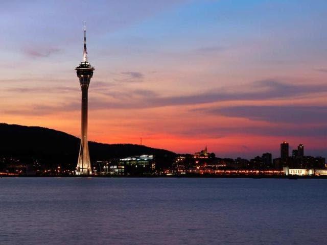 Macau-city-viewed-from-Taipa-island-China-Photo-AFP-Tito-Wong-shutterstock-com