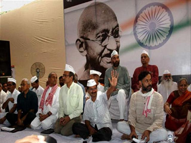 AAP bats for a separate Telengana state