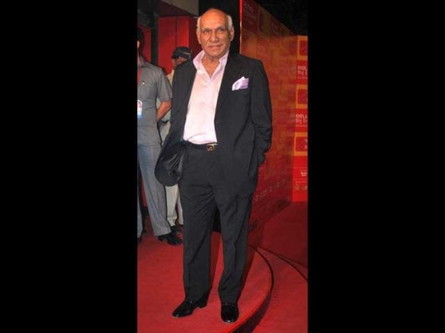 Want to make my wife happy… enjoy life, wished Yash Chopra