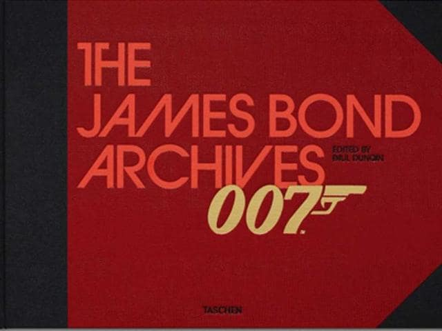 The-James-Bond-Archives-details-each-of-Bond-s-23-cinema-adventures-to-date-Photo-AFP