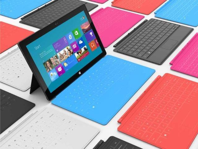 Surface RT,Microsoft,Barnes & Noble