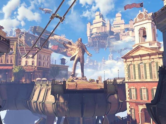 BioShock-Infinite-s-floating-city-of-Columbia-Photo-AFP