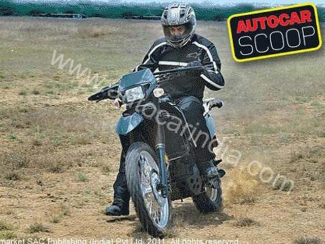 We get astride this 33bhp diesel motorcycle.