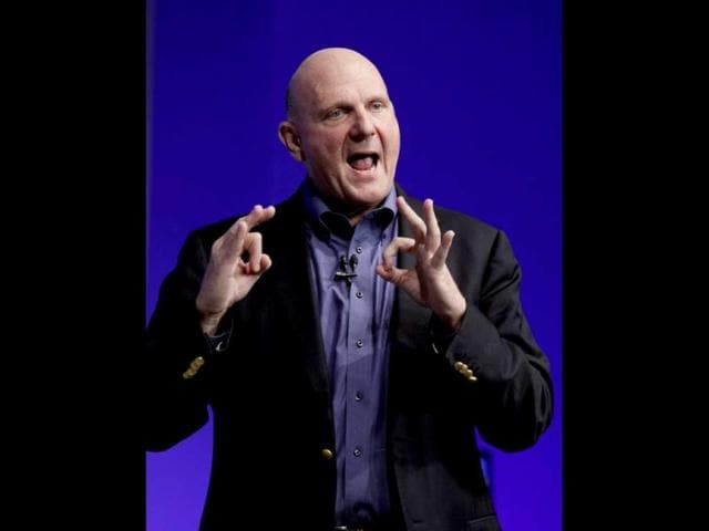 Microsoft-CEO-Steve-Ballmer-gives-his-presentation-at-the-launch-of-Microsoft-Windows-8-in-New-York-AP-Photo-Richard-Drew