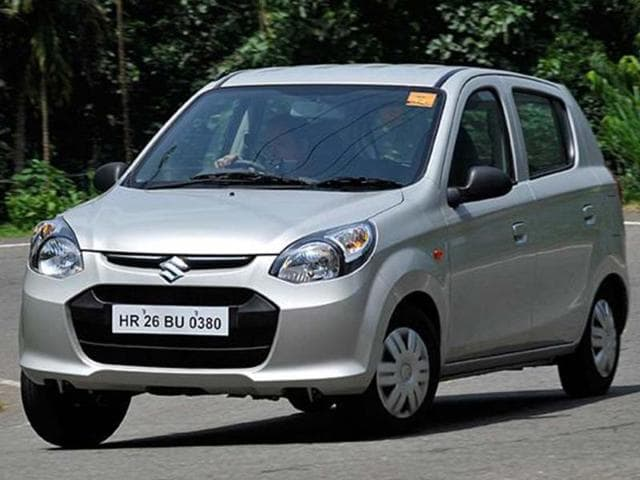 Maruti Suzuki India,Alto 800,Alto K10