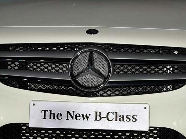 Mercedes,hike prices,April