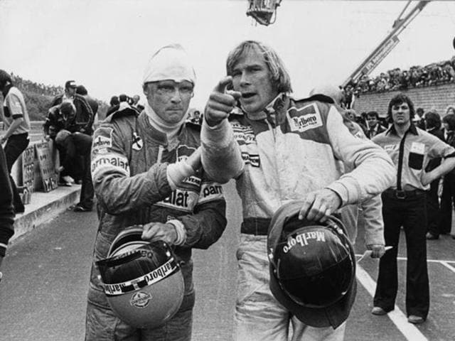 Former-three-time-Formula-1-champion-Niki-Lauda-left-shared-one-of-the-most-renowned-rivalries-in-the-sport-with-James-Hunt-right-Getty-Images