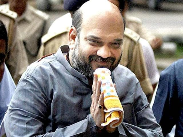 File-photo--Former-Gujarat-Mos-for-Home-Amit-Shah-whose-anticipatory-bail-plea-was-today-rejected-by-a-special-CBI-court-at-an-event-in-Ahmedabad-recently