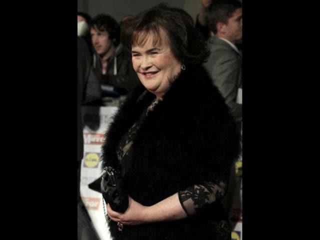 Susan Boyle,music,Hollywood