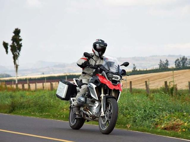 BMW's best and top-selling adventure touring motorcycle, the R 1200 GS, gets a raft of updates and is set for a 2013 launch.