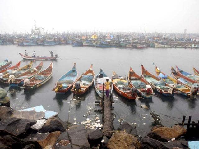 Fishermen,Nagapattinam,Karaikal