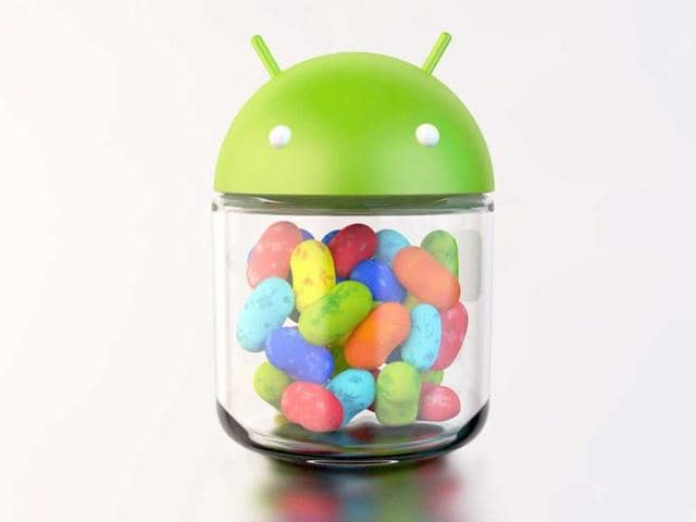 Google-Android-Jelly-Bean-4-1-logo-Photo-AFP