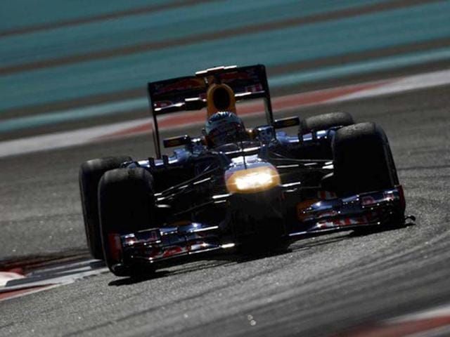Sebastian-Vettel-is-gunning-for-his-fifth-win-of-the-season-at-the-Abu-Dhabi-Grand-Prix-Getty-Images