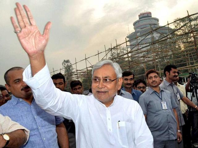 The Union Cabinet cleared Rs. 12,000 crore Backward Region Grant Fund (BRGF) package for Bihar, amidst the BJP-JD-U war over Gujarat chief minister Narendra Modi as Prime Ministerial candidate taking an unpleasant turn.