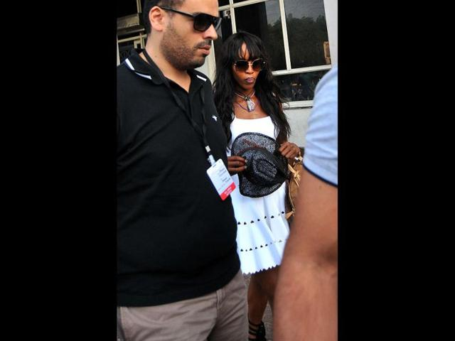 Naomi Campbell attacked in Paris