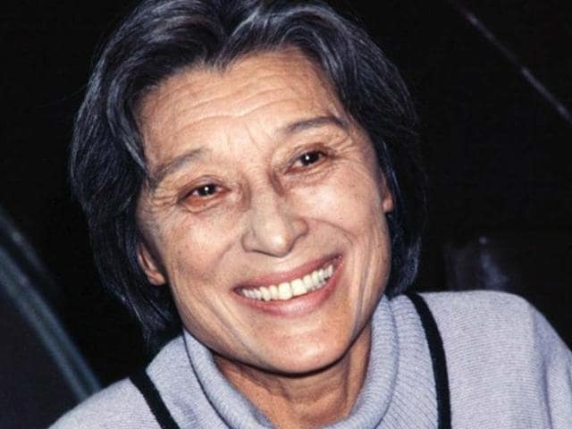 A-file-picture-taken-on-October-24-1978-in-Marseille-shows-renowned-Chinese-born-British-writer-Han-Suyin-aka-Elisabeth-Comber-who-died-on-November-2-2012-at-her-home-in-Lausanne-Switzerland-at-the-age-of-95-Photo-AFP