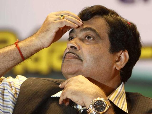 Nitin Gadkari's second term ???