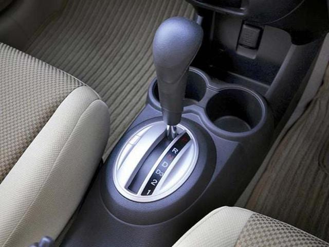 Five-speed auto is a smooth shifter in the Jazz.