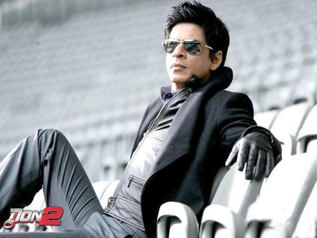 Shah Rukh Khan's name not on Chennai Express posters