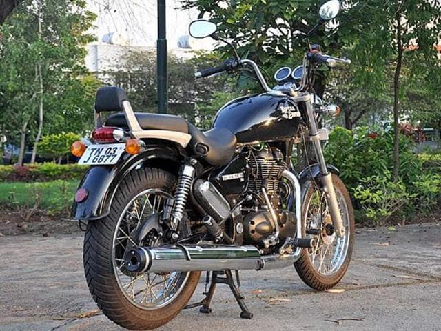 Royal Enfield,Profit margin,Harley Davidson