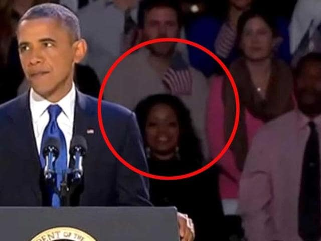 A--mystery-Hair-flag-lady-standing-behind-the-US-President-Barack-Obama-during-his-victory-speech-Courtesy-Twitter