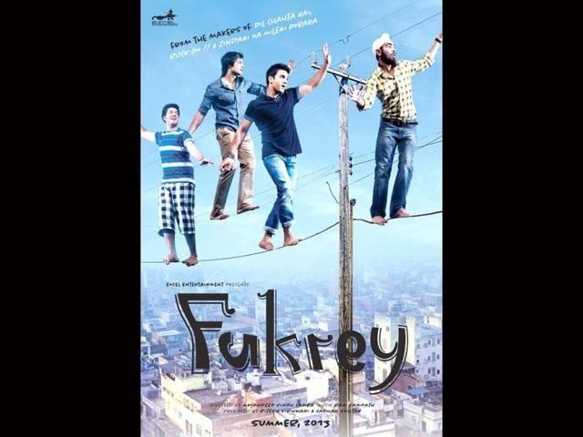 Fukrey-is-a-fun-filled-youth-flick-set-in-Delhi-produced-by-Farhan-Akhtar-and-Ritesh-Sidhwani