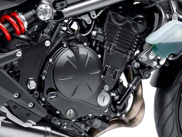 New Kawasaki Ninja 650