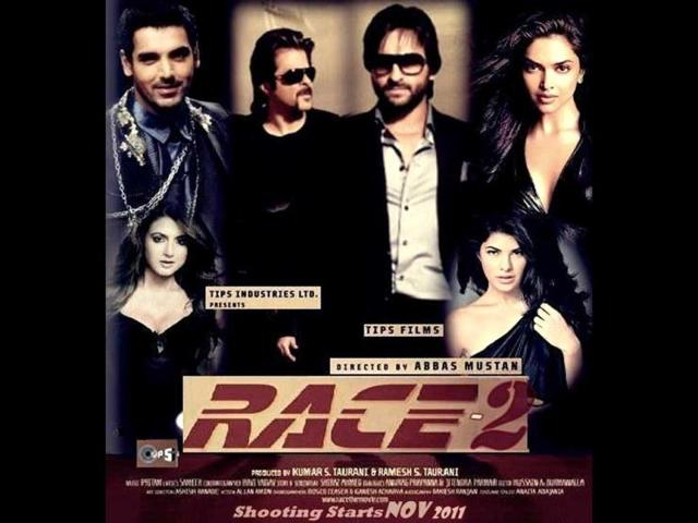 Action-thriller-Race-2-is-helmed-by-Abbas-Mustan