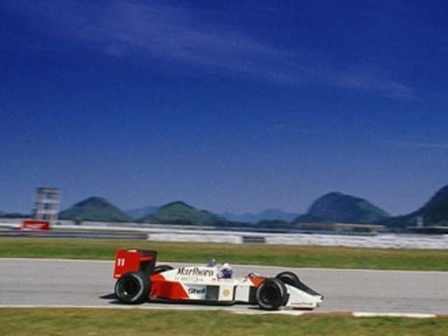 Alain Prost,Formula One. news,hindustantimes