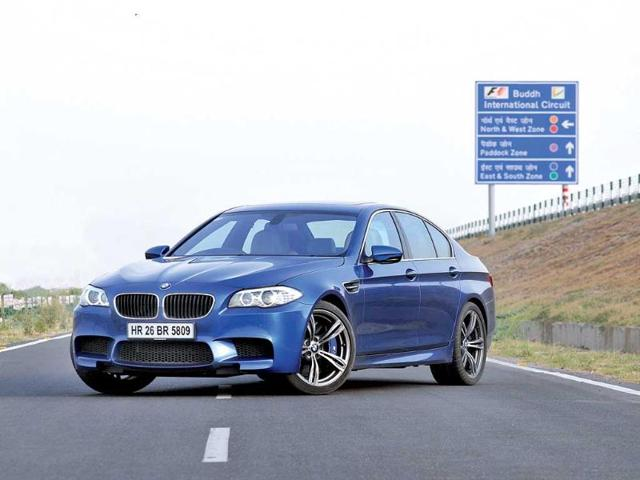 New-BMW-M5-review-test-drive