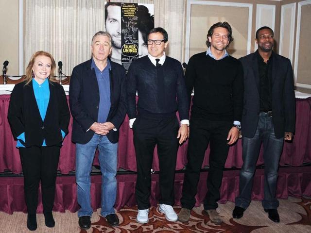 David O. Russell,Christian Bale,Bradley Cooper