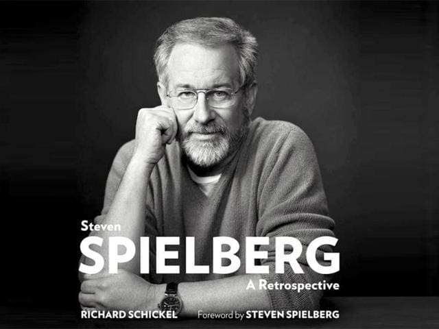 This-book-cover-image-released-by-Sterling-Publishing-shows-Steven-Spielberg-A-Retrospective-by-Richard-Schickel-AP-Photo