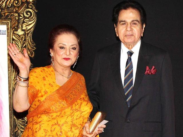 Dilip-Kumar-with-wife-Saira-Bano-Photo-Yogen-Shah