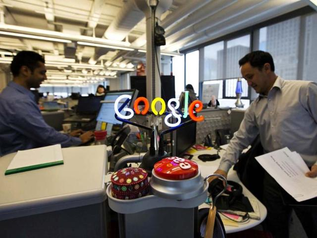 A-neon-Google-logo-is-seen-as-employees-work-at-the-new-Google-office-in-Toronto-November-13-2012-Reuters-Mark-Blinch