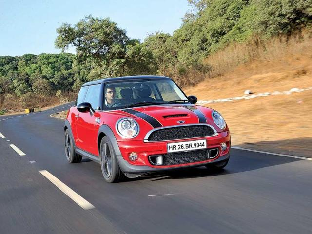 Mini recalls,crash-test,Cooper
