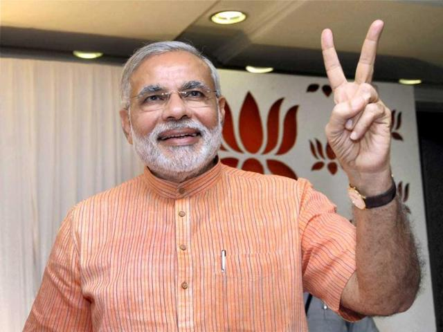 Big push for Modi as campaign head for for LS polls